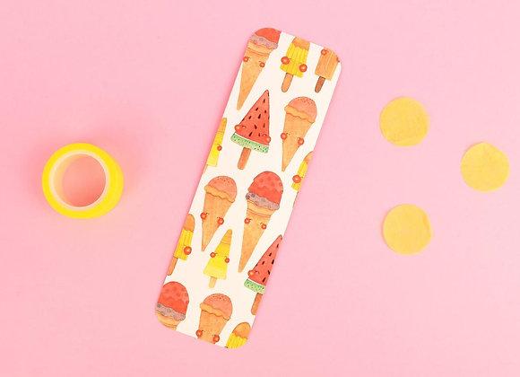 Ice Cream bookmark