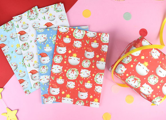 Wrapping Paper PACK Steve the Cat