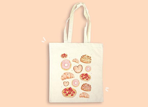 PastriesTote Bag