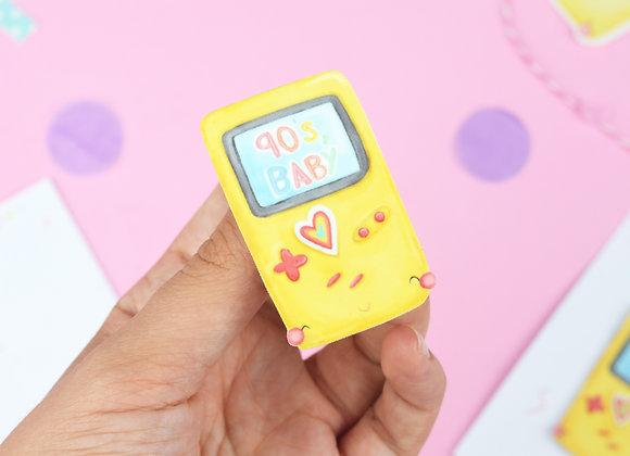 Handmade Gameboy Pin