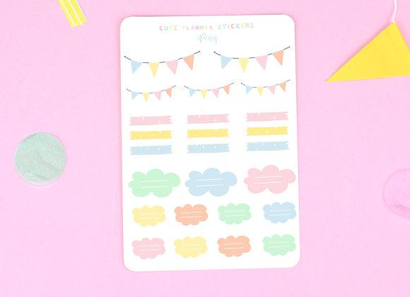 Planner Sticker Sheet 04
