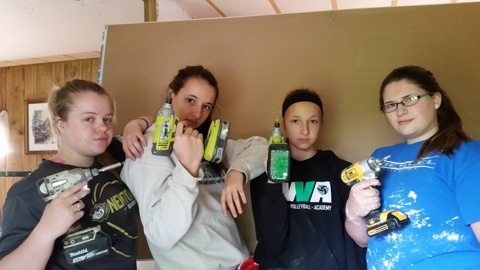 drill team
