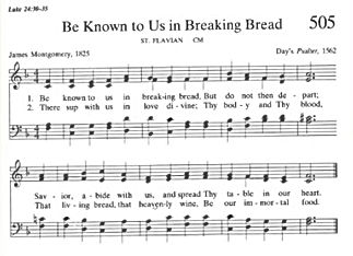 030721 Be Known to Us Breaking bread 505