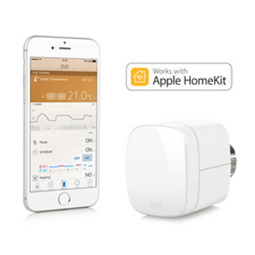 elgato Eve Thermo - HomeKit Valvola termostatica per radiatori