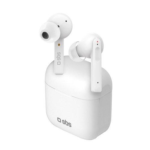 SBS Silent - Auricolari wireless TWS Noise Cancelling
