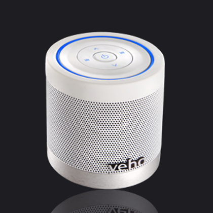 WEHO M4  - SPEAKER BLUETOOTH 360° Bianco