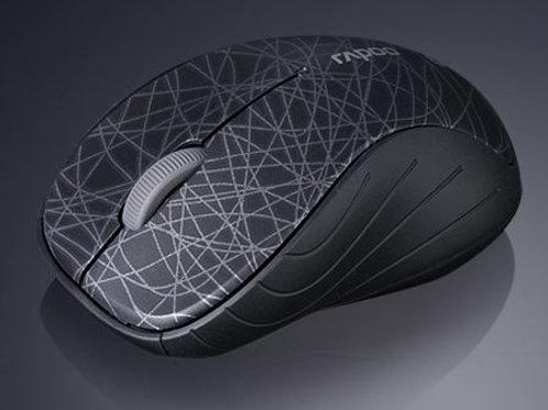 Rapoo - 6080 Mouse Bluetooth