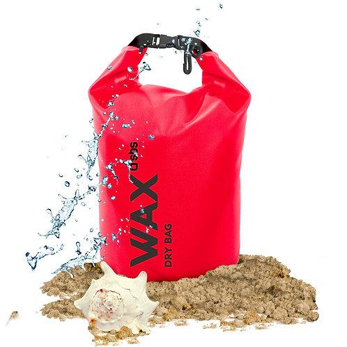 SBS Sacca da spiaggia impermeabile, capienza 2 litri