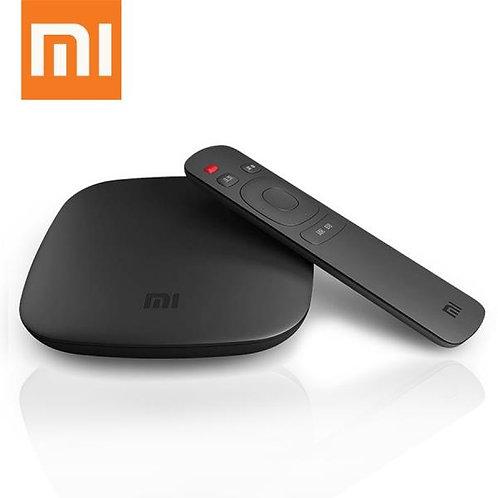 Box TV XIAOMI Mi Box 3 INTERNAZIONALE (con AndroidTV e supporto 4K)