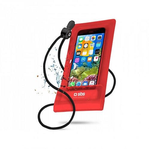 "SBS Custodia impermeabile per smartphone fino a 5,5"""