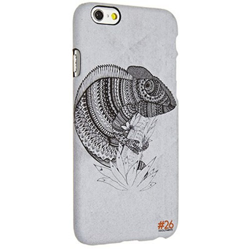 Flick & Flock Cover iPhone 6/6S #26 Camaleonte BN