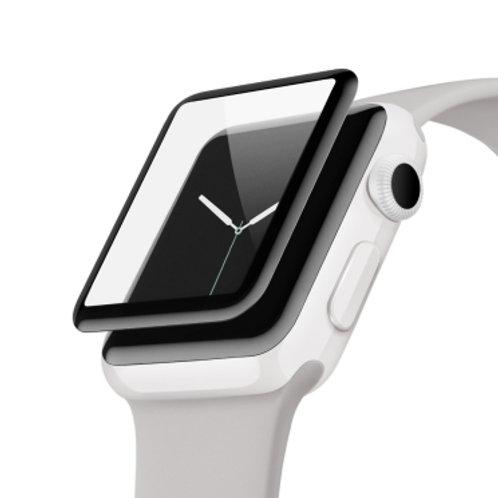 belkin Proteggi schermo ScreenForce® UltraCurve per Apple Watch Series 1/ 2