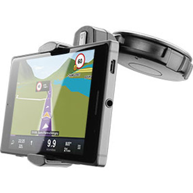 Cellularline CRAB DISK Porta telefono da auto