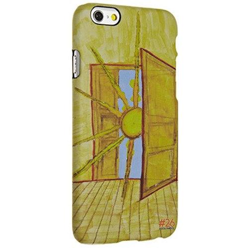Flick & Flock Cover iPhone 6/6S #26 Sole Rebibbia