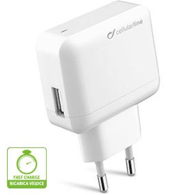 Cellularline USB CHARGER ULTRA