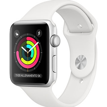Apple Watch NIKE S3 42 Argento / Grigio Siderale
