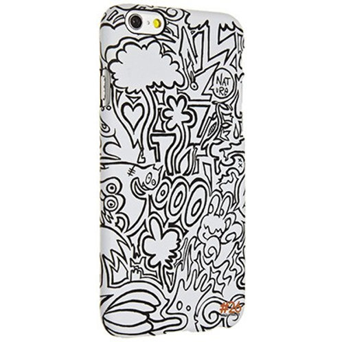Flick & Flock Cover iPhone 6/6S #26 Abstract