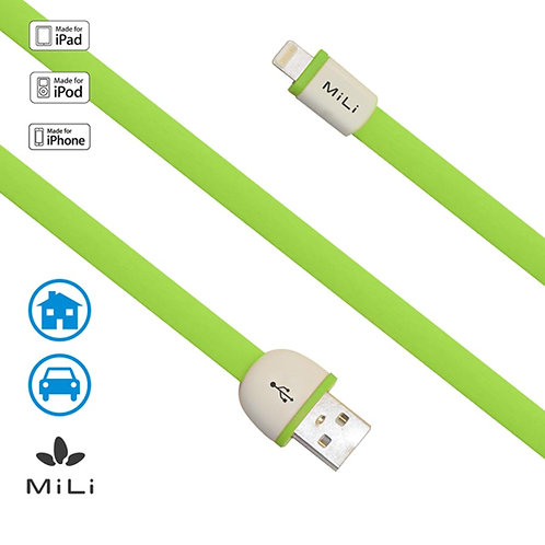 Cavo piatto MILI USB Apple Lightning  8pin
