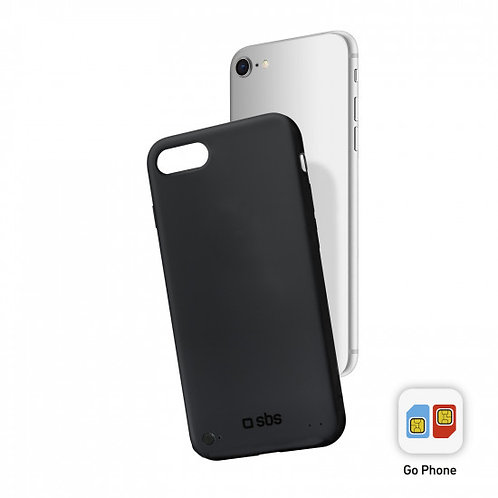 Second Sim Case per iPhone 8/7/6s/6