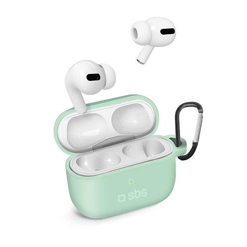 SBS Custodia in silicone per Apple Airpods Pro