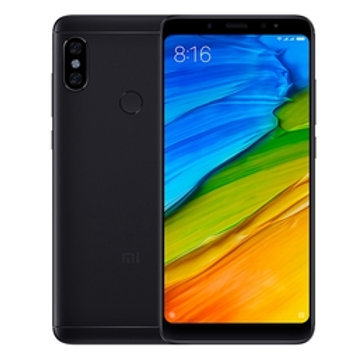 XIAOMI REDMI NOTE 5 4+64GB Black ITALIA