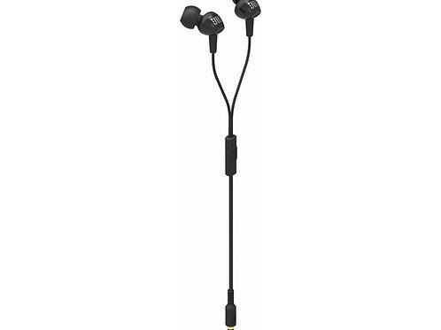 JBL - C100SI auricolari con microfono e controllo remoto