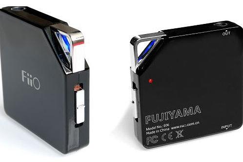"FiiO E6 ""Fujiyama"" Amplifi portatile per cuffie"
