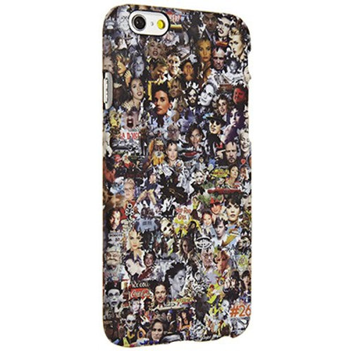 Flick & Flock Cover iPhone 6S #26 Life must go on
