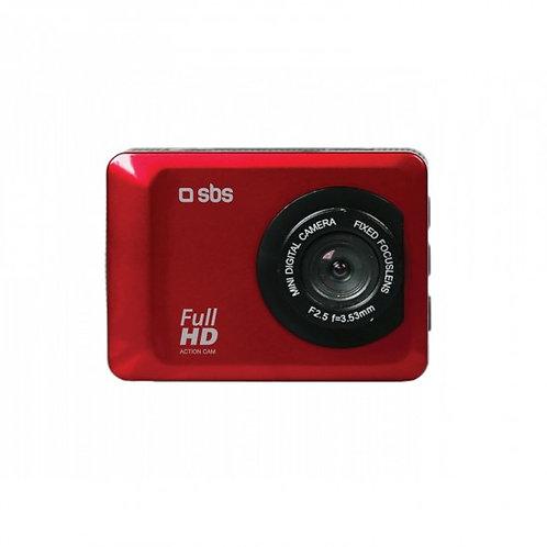 Action Camera Full HD con schermo LCD