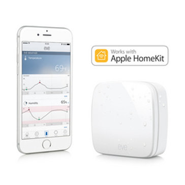 elgato Eve weather - sensore wireless da esterno HomeKit