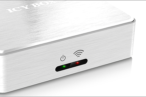 ICYBOX IB-MP401Air - Music streaming receiver