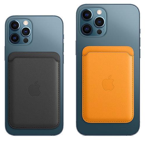 Apple Portafoglio MagSafe in pelle per iPhone