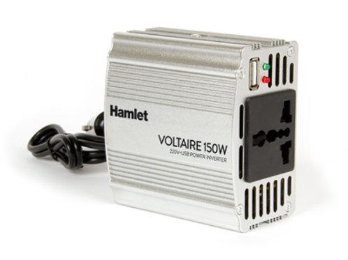 Hamlet Voltaire - Invertitore di corrente 220V + USB