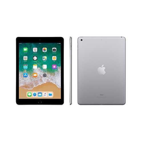 iPad Wi-Fi + Cellular 128GB - 2018