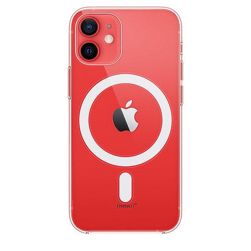 Apple Custodia MagSafe trasparente