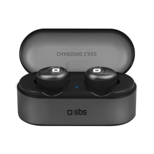 SBS Auricolare Bluetooth Free Twin