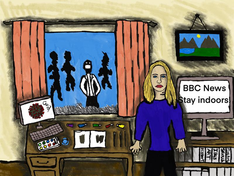 BBC Brief- Life in Lockdown.
