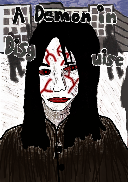 Image 4- A Demon in Disguise.