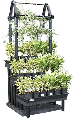 3-Step Plant Hanger Plus System with Waterbed