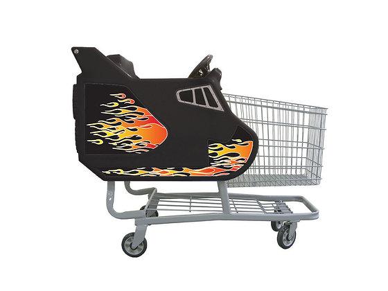Narrow Shuttle Carts