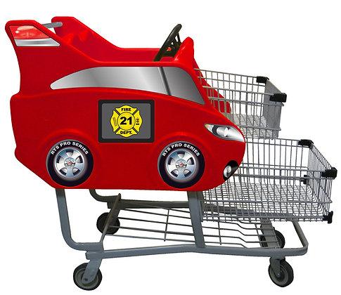 Fire Truck Go Kart