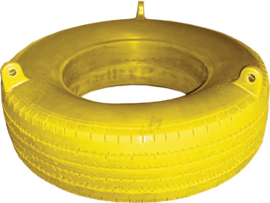 """30"""" O.D. Molded Poly Tire"""