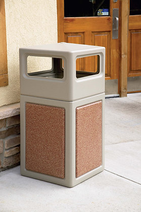 StoneTec Waste Containers