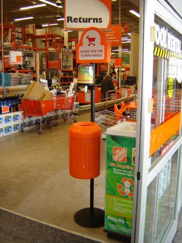 New Home Depot Sanitation Station 001.jp