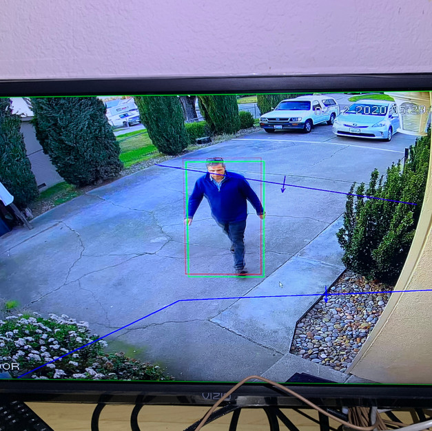 Dahua AI Motion Detection