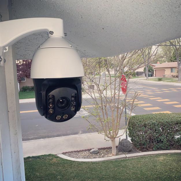 PTZ Smart Tracking Cam