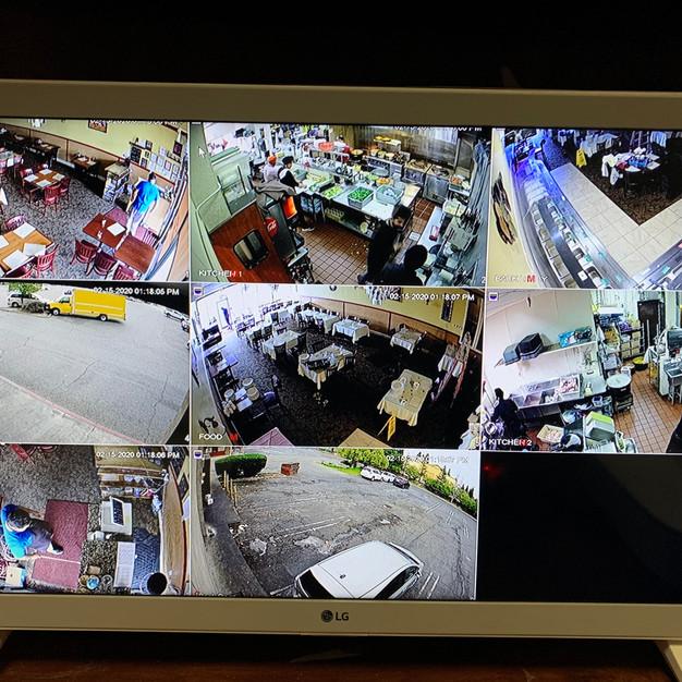 Resraurant Cameras