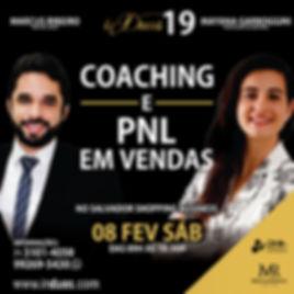 Coaching e PNL em Vendas Marcus Ribeiro