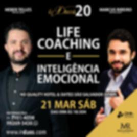Inteligência Emocional e Life Coaching
