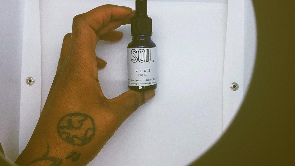 R I S E - Face Oil